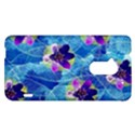 Purple Flowers HTC One Max (T6) Hardshell Case View1