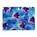 Purple Flowers Samsung Galaxy Note 10.1 (P600) Hardshell Case View1