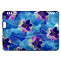 Purple Flowers Kindle Fire HDX Hardshell Case View1