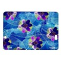 Purple Flowers Kindle Fire HDX 8.9  Hardshell Case View1