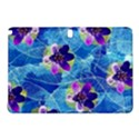 Purple Flowers Samsung Galaxy Tab Pro 10.1 Hardshell Case View1