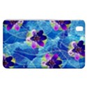 Purple Flowers Samsung Galaxy Tab Pro 8.4 Hardshell Case View1