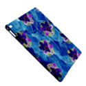 Purple Flowers iPad Air 2 Hardshell Cases View5