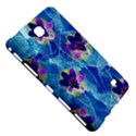 Purple Flowers Samsung Galaxy Tab 4 (7 ) Hardshell Case  View5