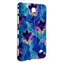 Purple Flowers Samsung Galaxy Tab 4 (8 ) Hardshell Case  View3