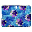 Purple Flowers Samsung Galaxy Tab S (10.5 ) Hardshell Case  View1