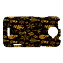 Christmas Background HTC One X Hardshell Case  View1