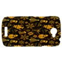 Christmas Background HTC One S Hardshell Case  View1
