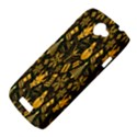 Christmas Background HTC One S Hardshell Case  View4