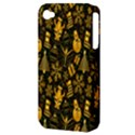 Christmas Background Apple iPhone 4/4S Hardshell Case (PC+Silicone) View3
