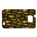 Christmas Background Samsung Galaxy S II i9100 Hardshell Case (PC+Silicone) View1