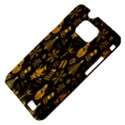 Christmas Background Samsung Galaxy S II i9100 Hardshell Case (PC+Silicone) View4