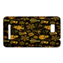 Christmas Background HTC One SU T528W Hardshell Case View1