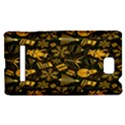 Christmas Background HTC 8S Hardshell Case View1