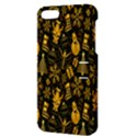 Christmas Background Apple iPhone 5 Hardshell Case with Stand View3