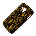 Christmas Background Samsung Galaxy Duos I8262 Hardshell Case  View4