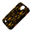 Christmas Background Samsung Galaxy S4 Classic Hardshell Case (PC+Silicone) View4