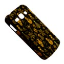 Christmas Background Samsung Galaxy Ace 3 S7272 Hardshell Case View5