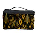 Christmas Background Cosmetic Storage Case View1