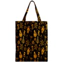 Christmas Background Zipper Classic Tote Bag View1