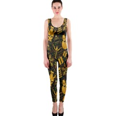 Christmas Background OnePiece Catsuit