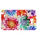 Colorful Succulents Samsung Galaxy Note 1 Hardshell Case View1
