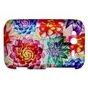 Colorful Succulents HTC Wildfire S A510e Hardshell Case View1
