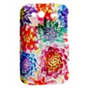 Colorful Succulents HTC Wildfire S A510e Hardshell Case View2
