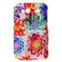 Colorful Succulents HTC Wildfire S A510e Hardshell Case View3