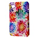 Colorful Succulents Samsung Galaxy Tab 7  P1000 Hardshell Case  View3