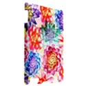 Colorful Succulents Apple iPad 2 Hardshell Case View2