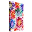 Colorful Succulents Apple iPad 2 Hardshell Case (Compatible with Smart Cover) View2