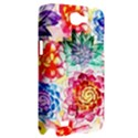 Colorful Succulents Samsung Galaxy Note 2 Hardshell Case View2