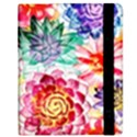 Colorful Succulents Kindle Fire (1st Gen) Flip Case View2