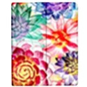 Colorful Succulents Apple iPad 3/4 Flip Case View1