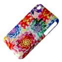 Colorful Succulents Apple iPhone 3G/3GS Hardshell Case (PC+Silicone) View4