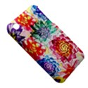 Colorful Succulents Apple iPhone 3G/3GS Hardshell Case (PC+Silicone) View5