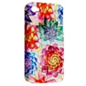 Colorful Succulents Apple iPhone 4/4S Hardshell Case (PC+Silicone) View2