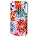 Colorful Succulents Apple iPhone 4/4S Hardshell Case (PC+Silicone) View3