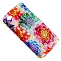 Colorful Succulents Apple iPhone 4/4S Hardshell Case (PC+Silicone) View5