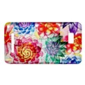 Colorful Succulents HTC One SU T528W Hardshell Case View1