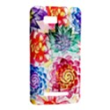 Colorful Succulents HTC One SU T528W Hardshell Case View2
