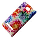 Colorful Succulents HTC 8S Hardshell Case View4