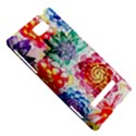 Colorful Succulents HTC 8S Hardshell Case View5