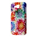 Colorful Succulents Samsung Galaxy Premier I9260 Hardshell Case View3