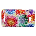 Colorful Succulents HTC Butterfly X920E Hardshell Case View1