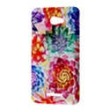 Colorful Succulents HTC Butterfly X920E Hardshell Case View3