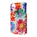 Colorful Succulents Apple iPhone 4/4S Hardshell Case with Stand View3