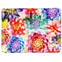 Colorful Succulents Samsung Galaxy Tab 7  P1000 Flip Case View1