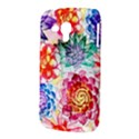 Colorful Succulents Samsung Galaxy Duos I8262 Hardshell Case  View3